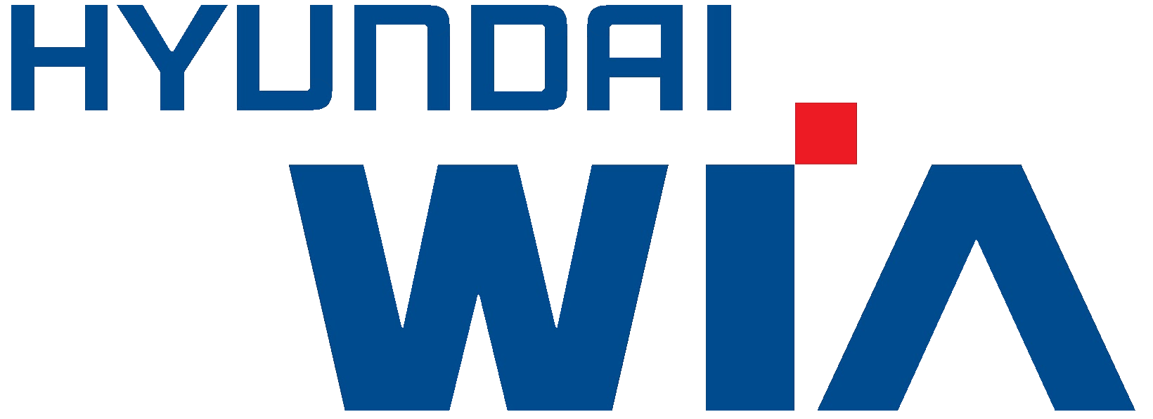 Logo HYUNDAI WIA - TRASPARENTE