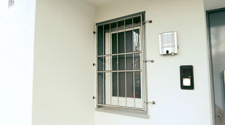 Fenstergitter Edelstahl Modern Ein Sicherer Einbruchschutz Jps