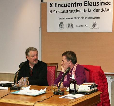 Encuentro Eleusino con Fernando Sánchez Dragó