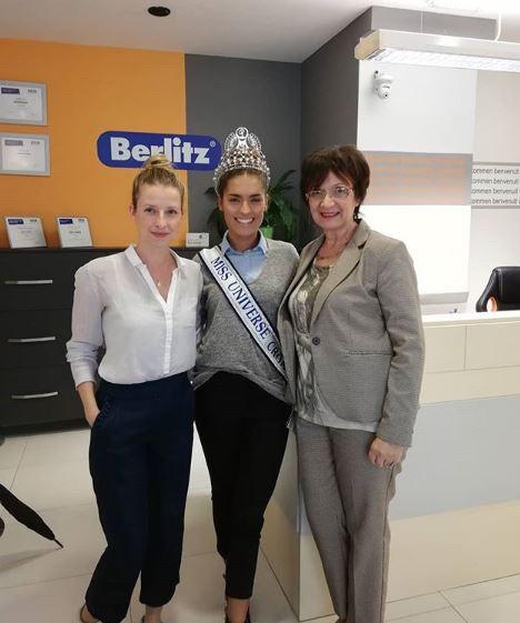 Miss Universe Berlitz