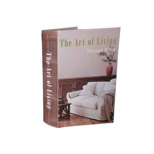 ספר אחסון The Art of Living