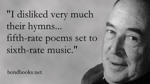 Fifth-Rate Poems Set To Sixth-Rate Music