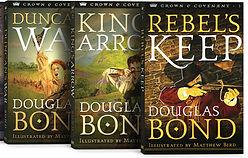 C&C trilogy books