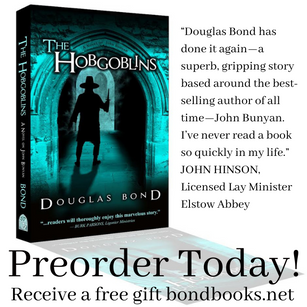 Preorder THE HOBGOBLINS Today--Special Preorder Bonus