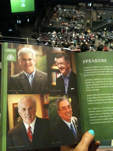 Ligonier speaker program at West Coast conference