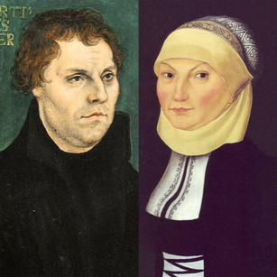 Reformation Romance: Love and Marriage Luther and Katie's Way