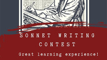 SONNET WRITING CONTEST!