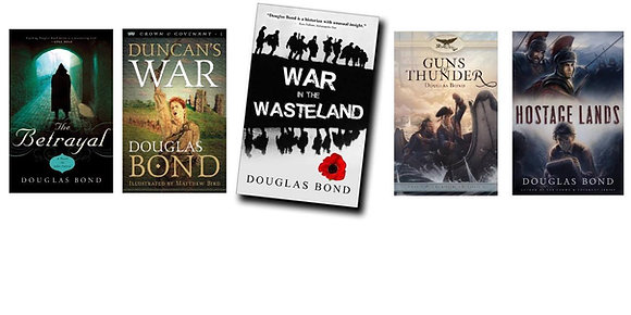 History Timeline: where Bond books fit in history (Free)