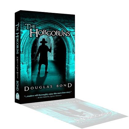 THE HOBGOBLINS, a novel on John Bunyan--preorder bonus gift