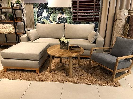 Sofa Mont Wood y Butacon