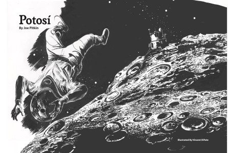 'Potosi': Deep-Space Thriller On Launchpad At Assemble Media