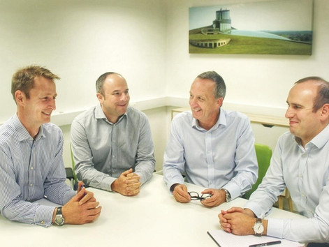 Welcome to our new equity partners