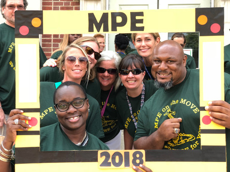 MPE on the Move, 2018: Get ready for a great year!