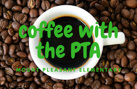 Coffee with the PTA on Sept. 18