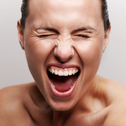 Healthy Screaming for Stress Relief