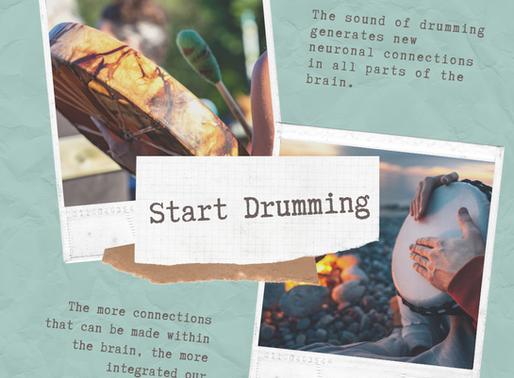 Start Drumming!