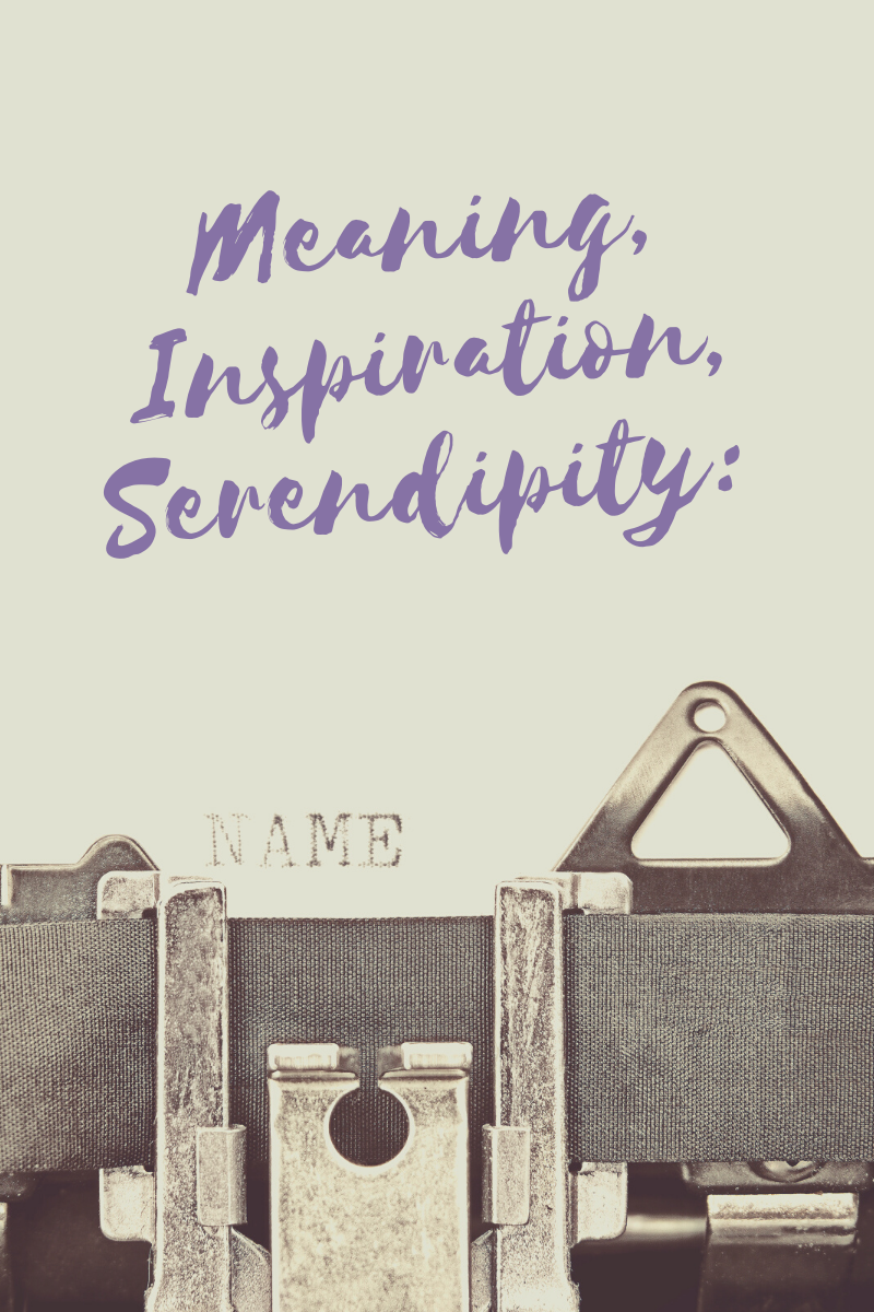 meaning inspirations serendipity kalini wave sound healing