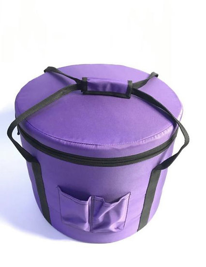 Carrying Case for Crystal Singing Bowls