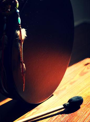 Kalini Wave Shamanic Drumming Sound Healing Therapy Meditation