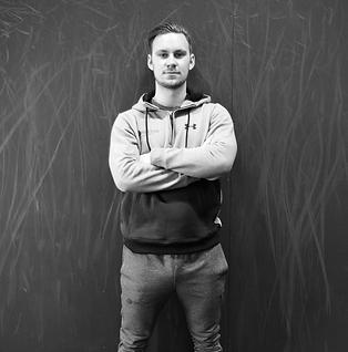 Linus Andersson, personlig tränare