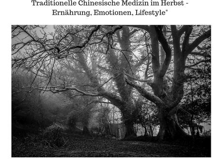 Traditionelle Chinesische Medizin im Herbst