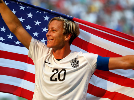 Abby Wambach - An Icon of Dedication
