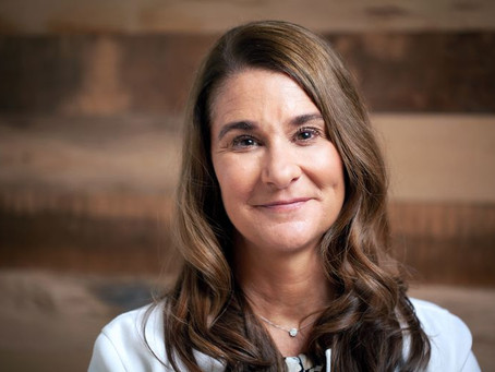 Melinda Gates - The Most Powerful Woman in Philanthropy