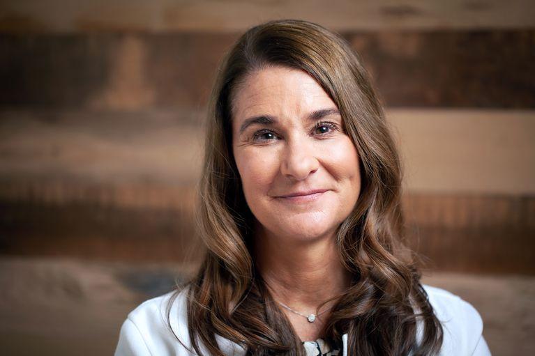 Picture of Melinda Gates