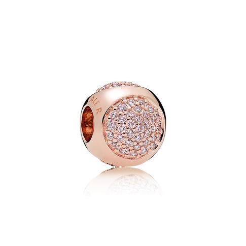 Dazzling Droplet, PANDORA Rose™ & Pink CZ