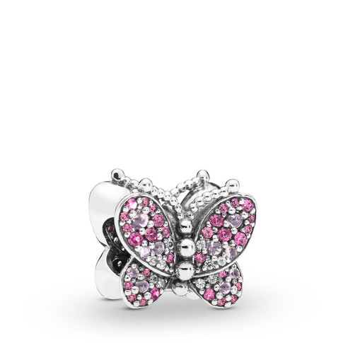 Dazzling Pink Butterfly