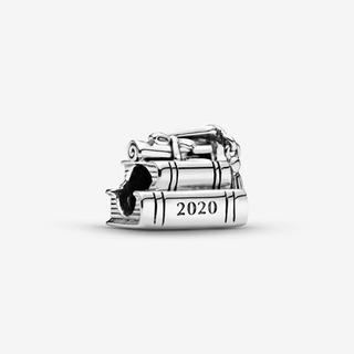 2020 Graduation Books Charm