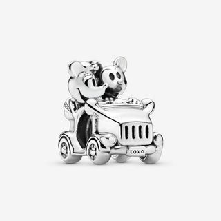 Disney, Minnie Mouse & Mickey Mouse Car Charm