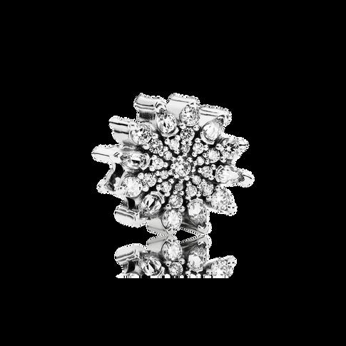 Ice Crystal, Clear CZ
