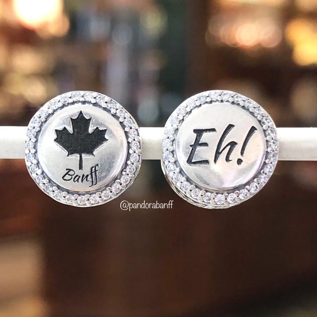 Canada Eh! Charm