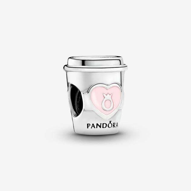 Take a Break Coffee Cup Charm