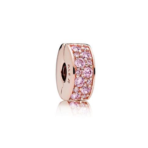 Shining Elegance, PANDORA Rose™ & Pink CZ