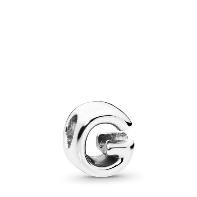 Letter G Charm