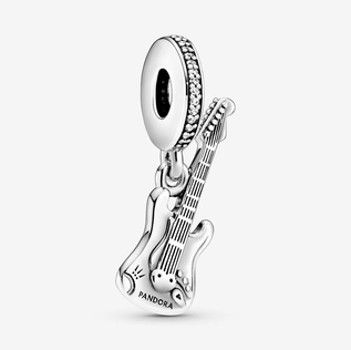Electric Guitar Dangle Charm