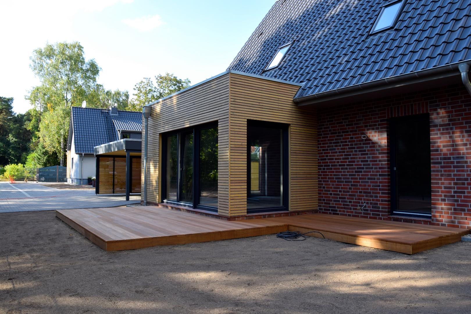 Detail Terrasse 1 | DENO Hausbau