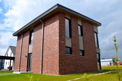 Hausansicht Nord-Ost | DENO Hausbau