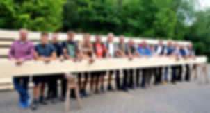 Das Team der Zimmerei Thomas Noll GmbH