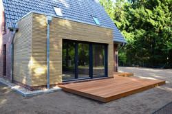 Detail Terrasse 2 | DENO Hausbau