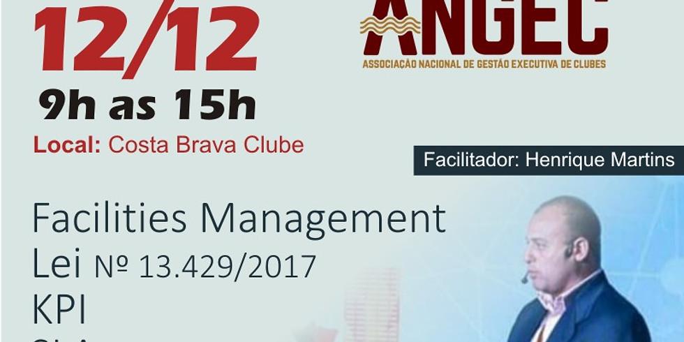 I Workshop de Facilities em Clubes