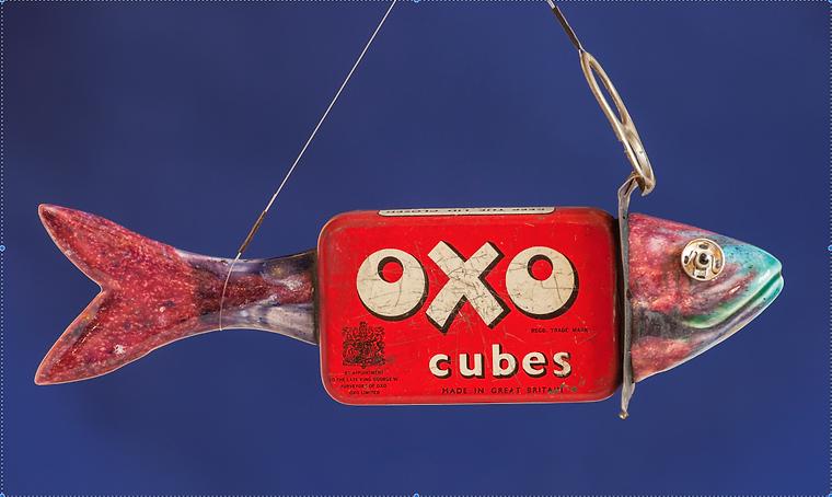 Ros Ingram - OXO Fish