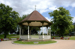 Forbury: Bandstand