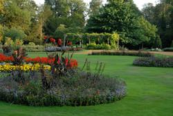Hylands: Flower Garden