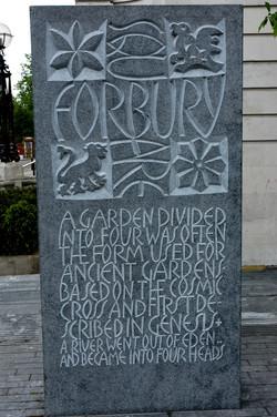 Forbury: Marker Stone