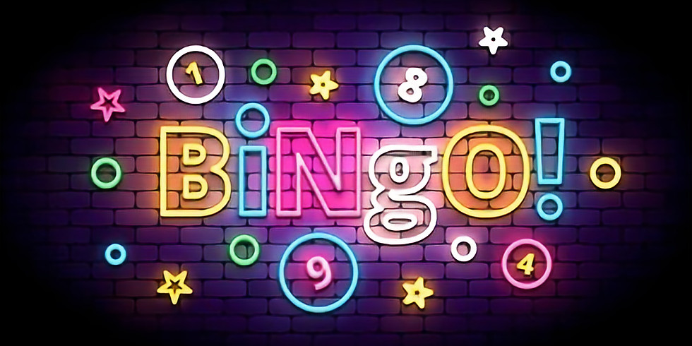 First Fridays Bingo