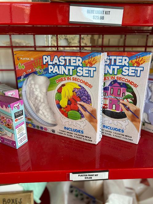 Plaster Paint Set
