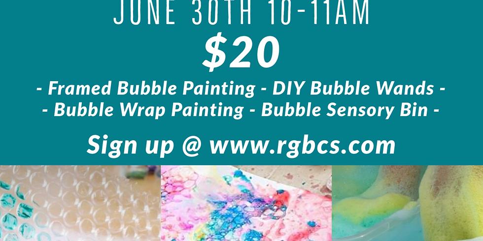 Bubbles Preschool Playgroup